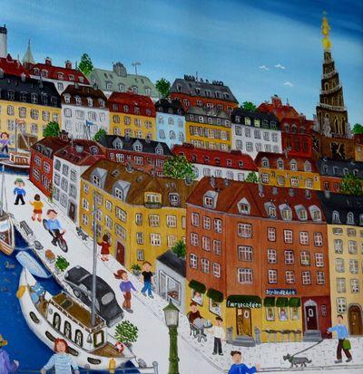 christianshavn færgecafe